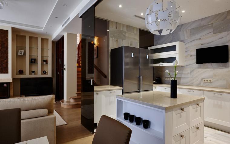 Квартира. кухня из проекта , фото №65918