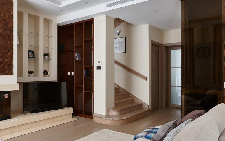 интерьер гостиной - фото № 65911