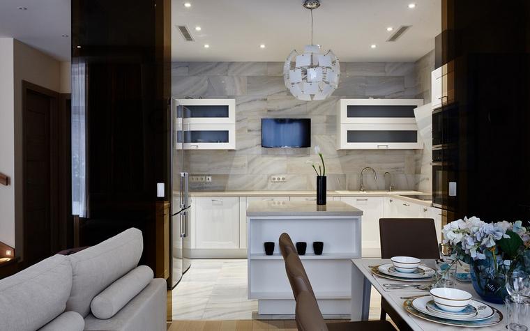 Квартира. кухня из проекта , фото №65919