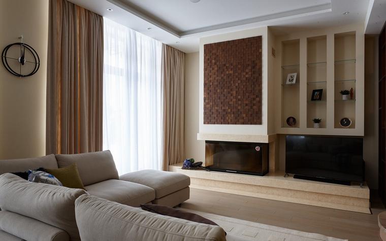 интерьер гостиной - фото № 65914