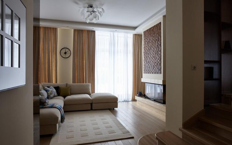 интерьер гостиной - фото № 65916