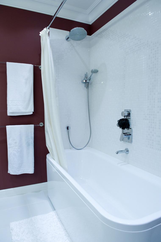 Квартира. ванная из проекта , фото №65950