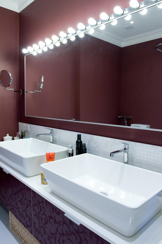 Квартира. ванная из проекта , фото №65951