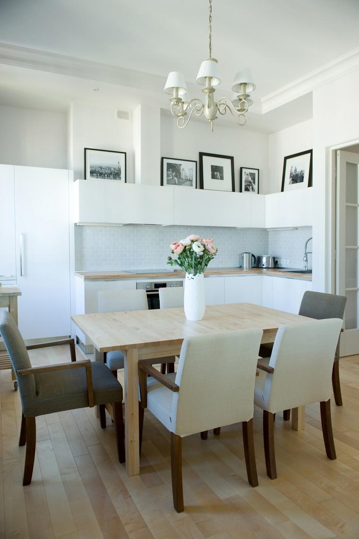Квартира. кухня из проекта , фото №65944