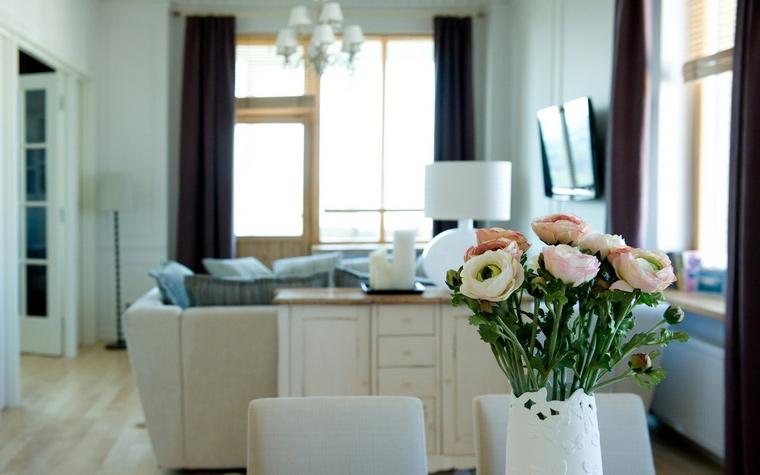 Квартира. гостиная из проекта , фото №65941