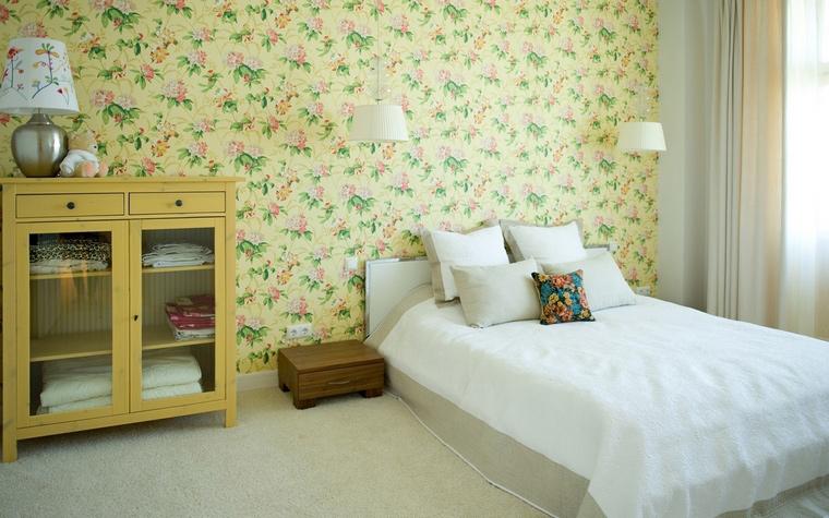 Квартира. спальня из проекта , фото №65947