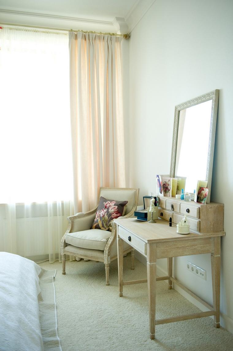 Квартира. спальня из проекта , фото №65948
