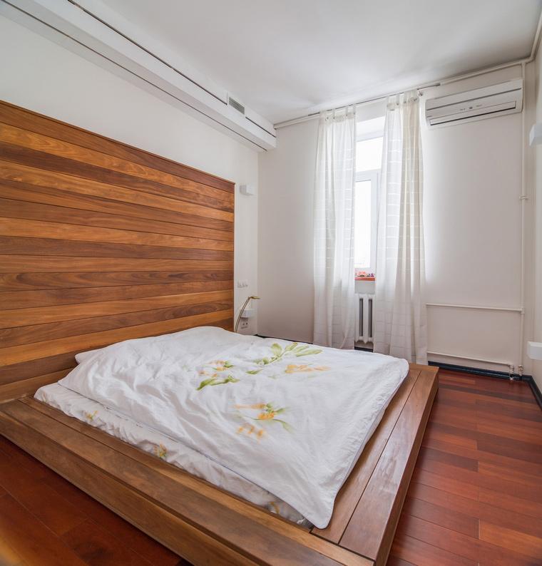 Квартира. спальня из проекта , фото №65988