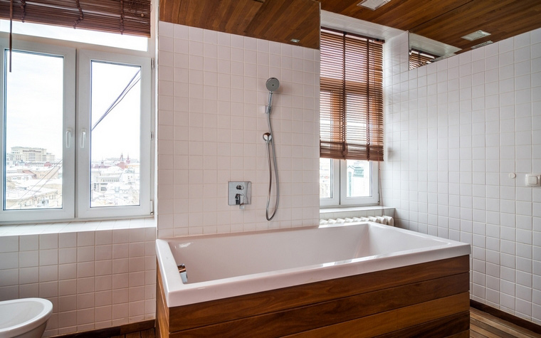 интерьер ванной - фото № 65985
