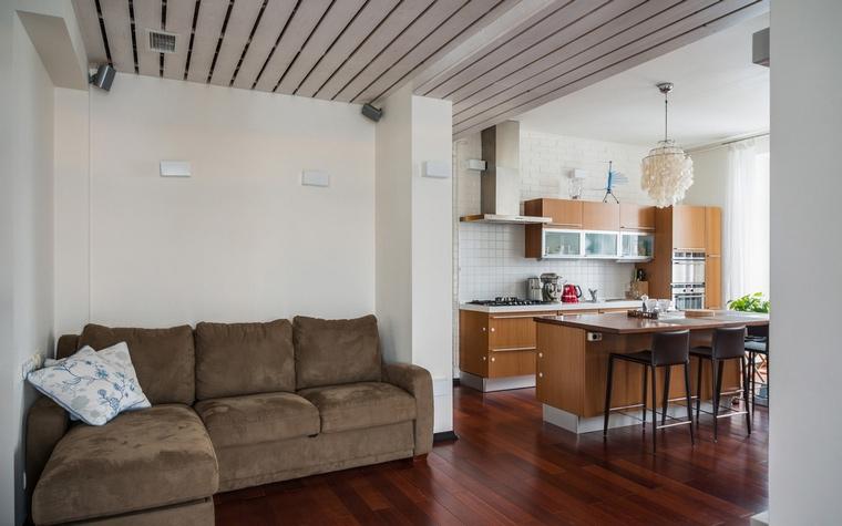 интерьер гостиной - фото № 65979