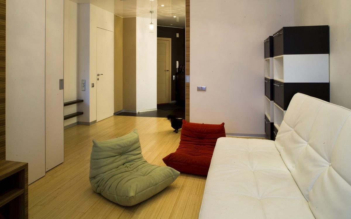 Фото № 66000 гостиная  Квартира