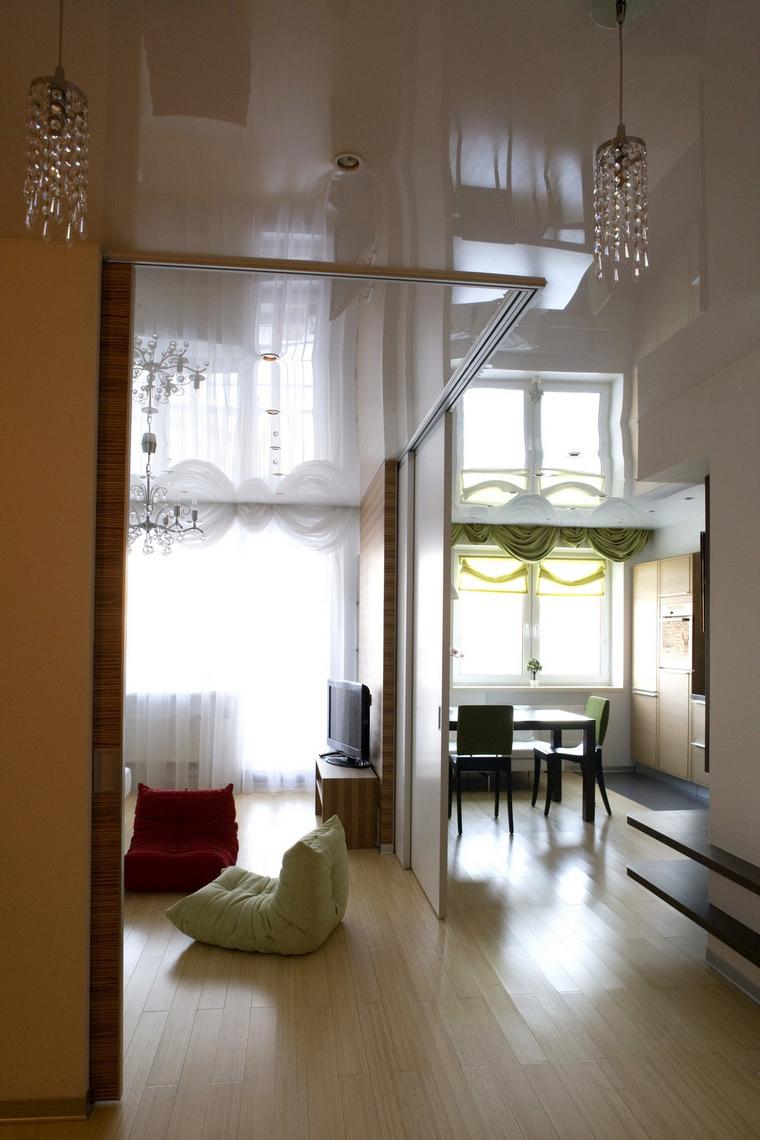 Фото № 65996 гостиная  Квартира