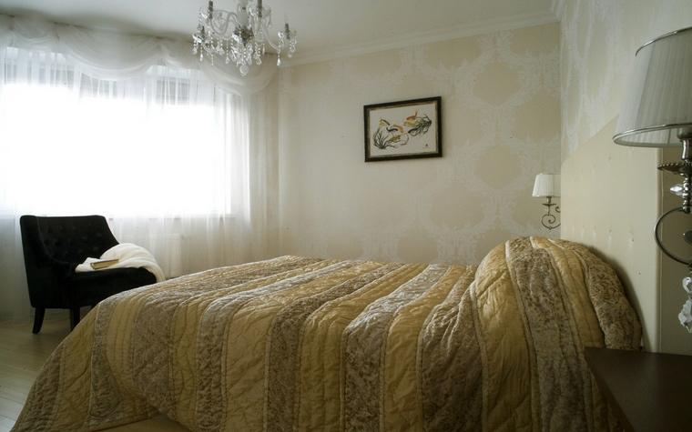 интерьер спальни - фото № 65994