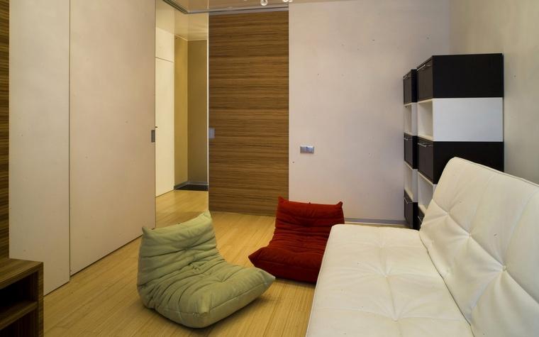 Фото № 65995 гостиная  Квартира