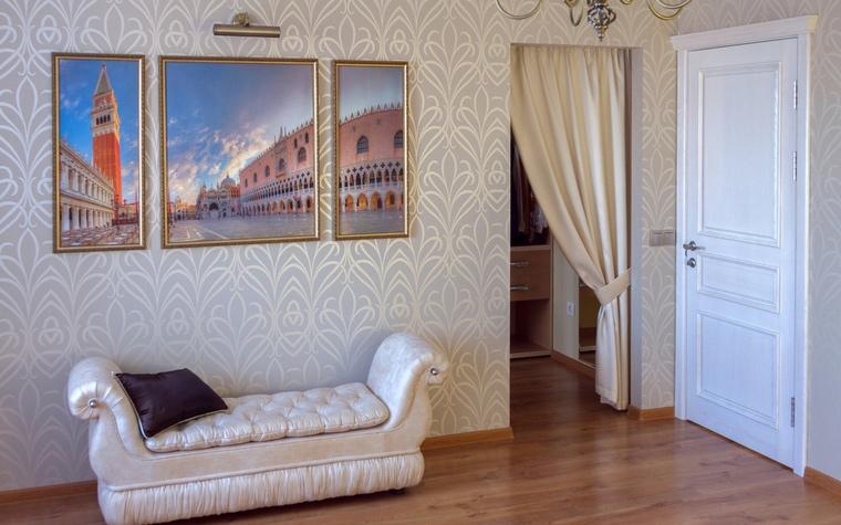 интерьер спальни - фото № 66011