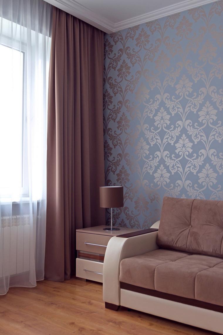 интерьер гостиной - фото № 66002
