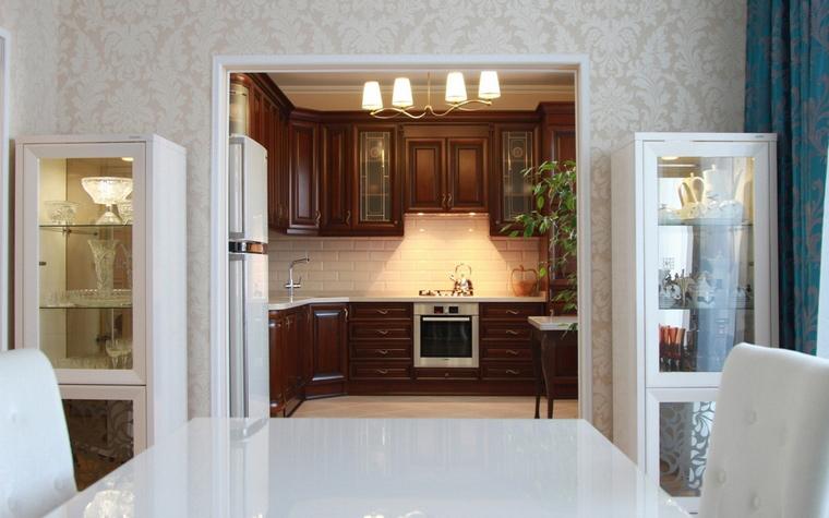 Фото № 66005 кухня  Квартира