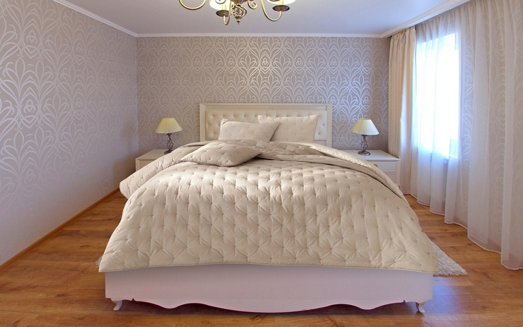 Фото № 66010 спальня  Квартира