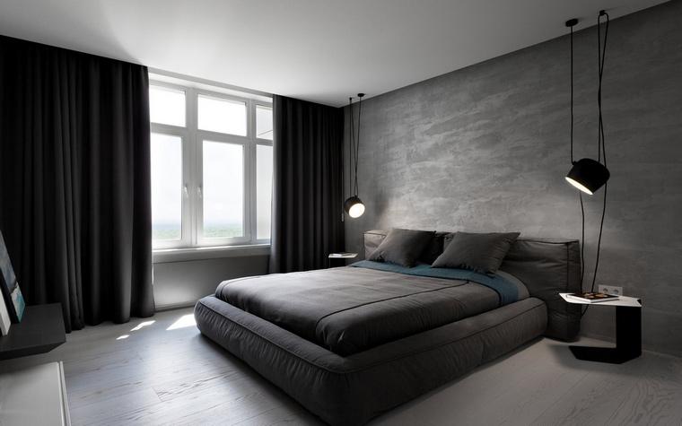 Фото № 66109 спальня  Квартира