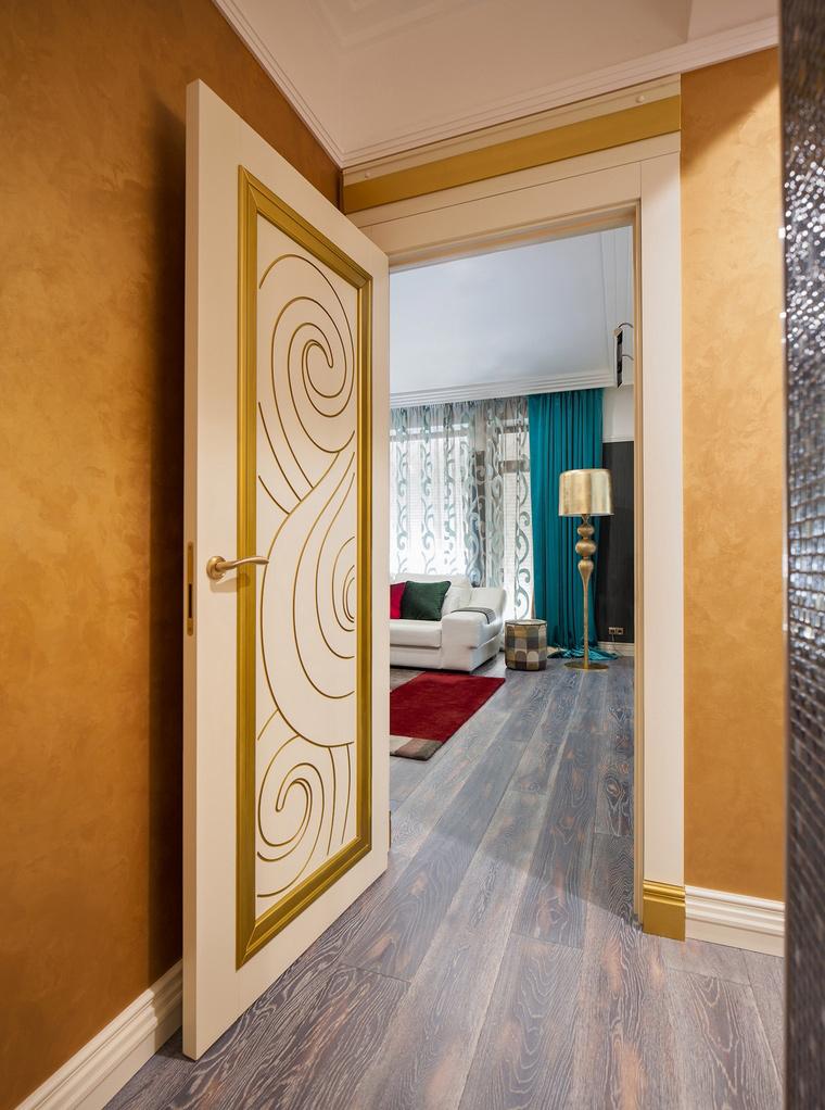интерьер гостиной - фото № 66110