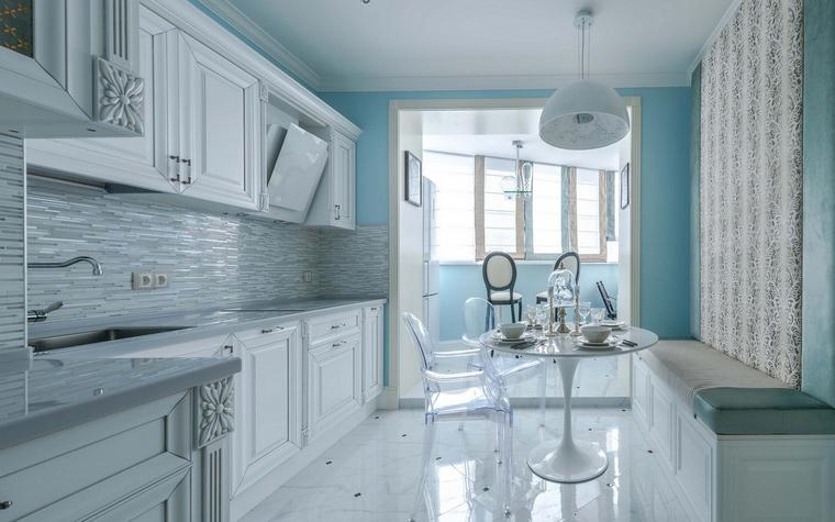 Квартира. кухня из проекта , фото №66199