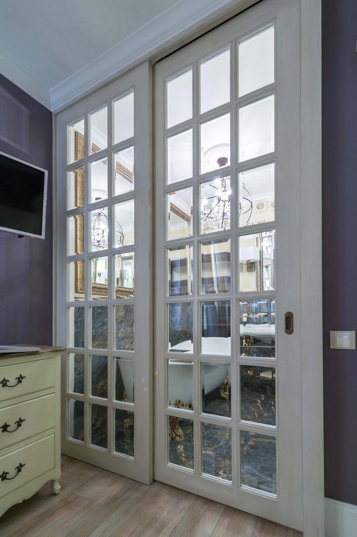 Квартира. ванная из проекта , фото №66214