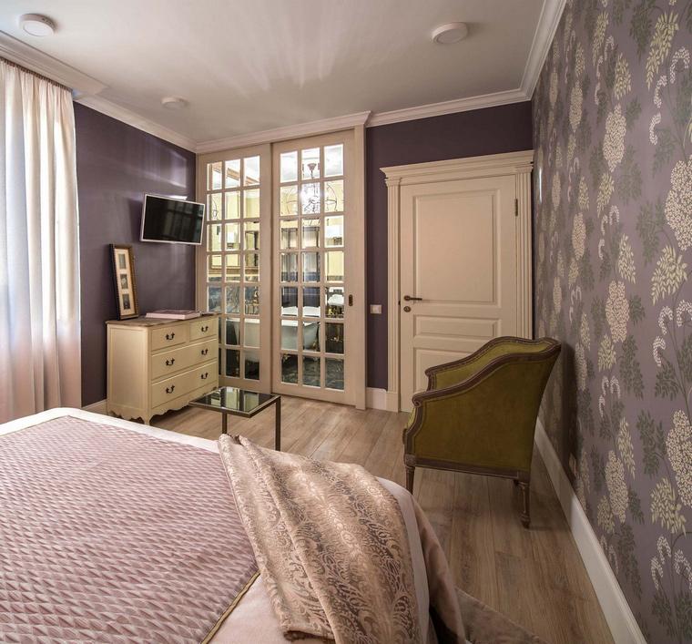 Современные идеи дизайна интерьера спальни 2015 года (фото)