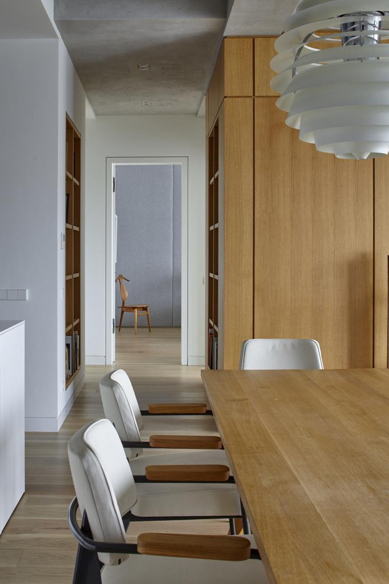 Квартира. столовая из проекта , фото №66243