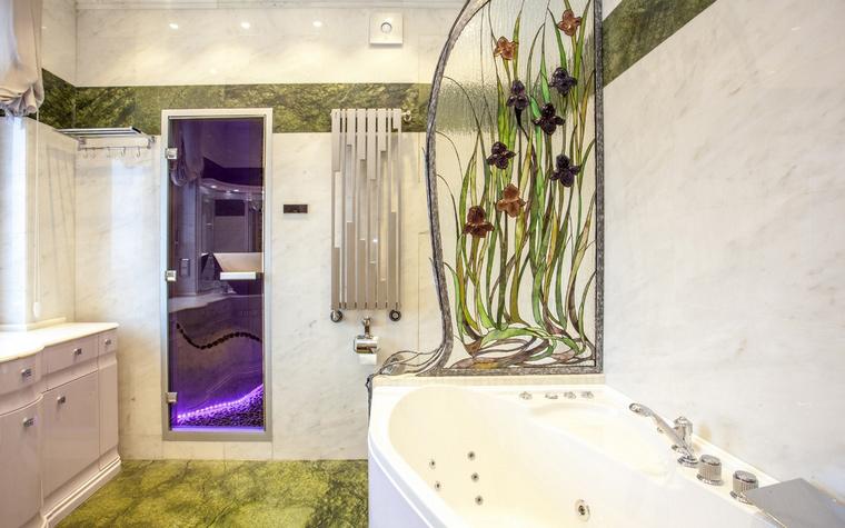интерьер ванной - фото № 66272