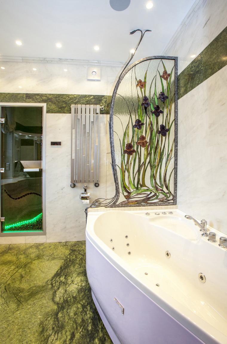 интерьер ванной - фото № 66273