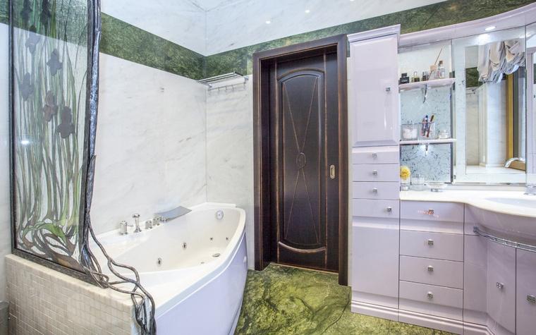 интерьер ванной - фото № 66274