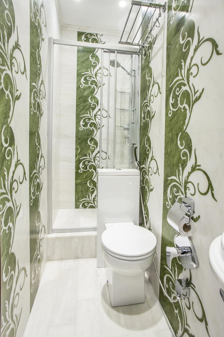 интерьер ванной - фото № 66275