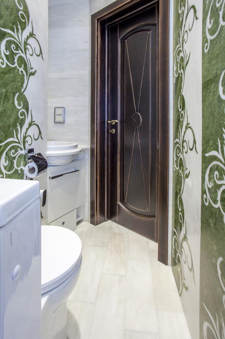 интерьер ванной - фото № 66276