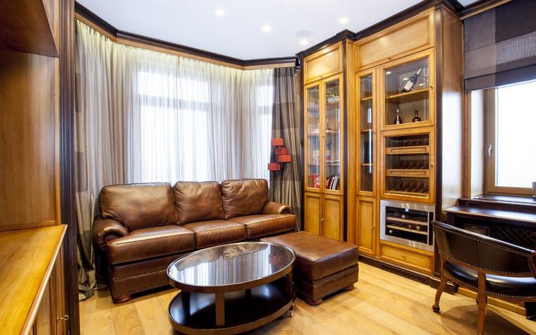 интерьер кабинета - фото № 66262
