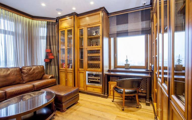 интерьер кабинета - фото № 66263