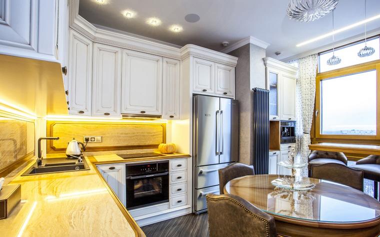 интерьер кухни - фото № 66279