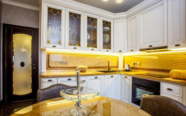 интерьер кухни - фото № 66278