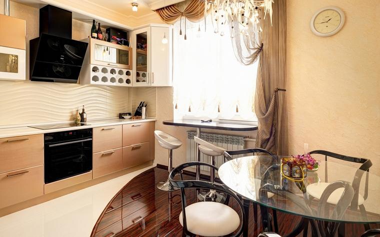 Фото № 66329 кухня  Квартира