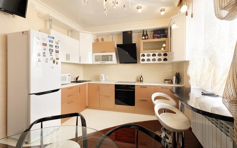 Фото № 66330 кухня  Квартира