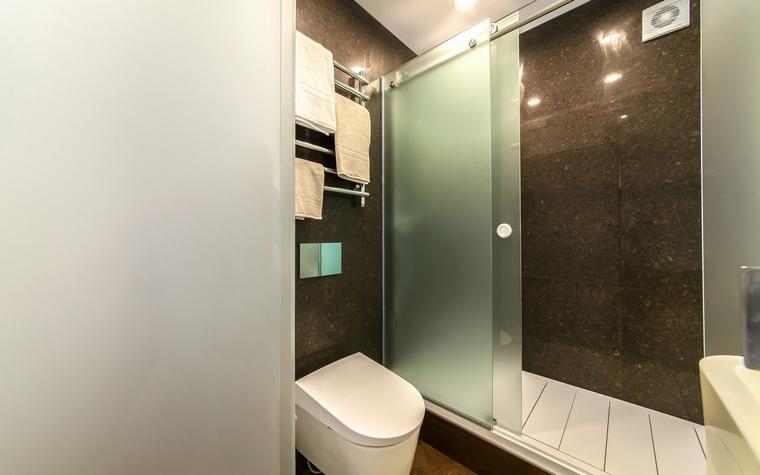 Квартира. ванная из проекта , фото №66415