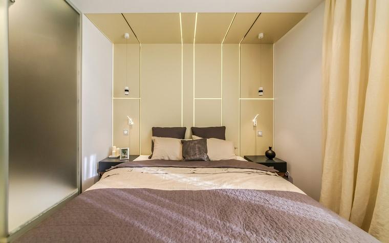 Фото № 66411 спальня  Квартира
