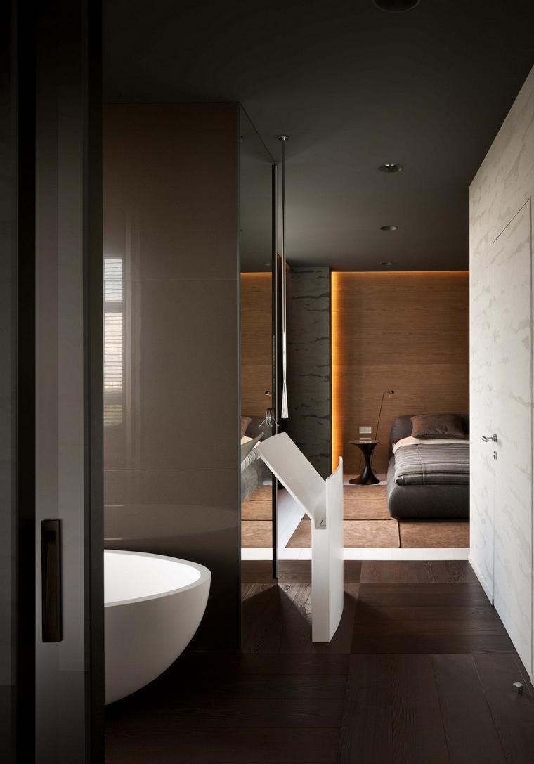 Квартира. ванная из проекта , фото №66495