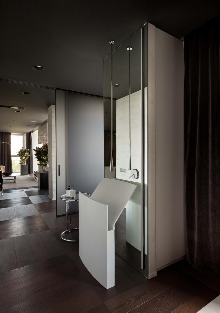 Квартира. ванная из проекта , фото №66496