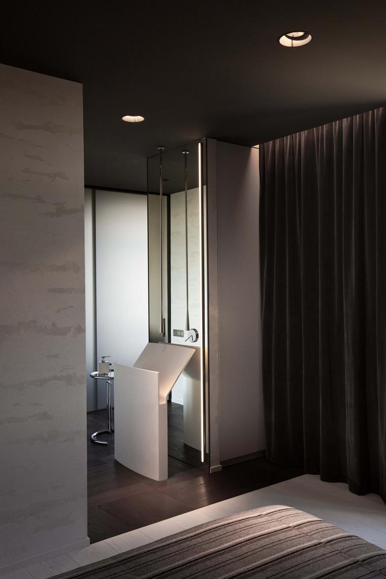 Квартира. ванная из проекта , фото №66488