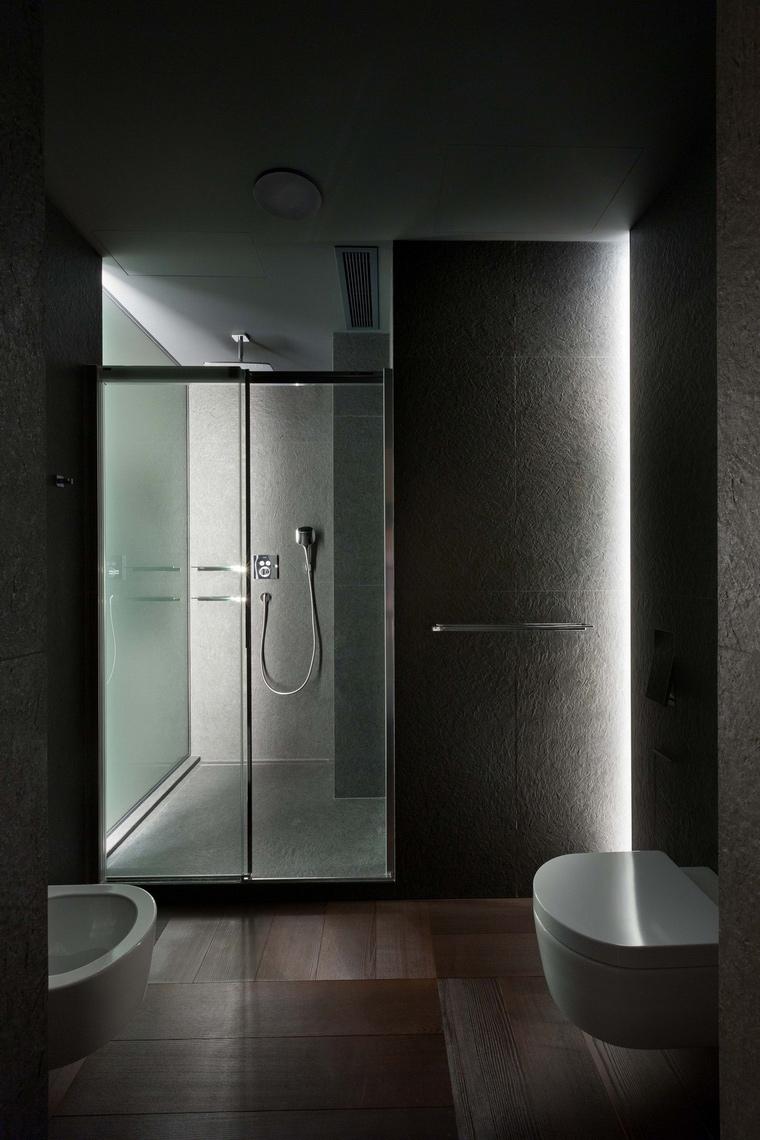 Квартира. ванная из проекта , фото №66491