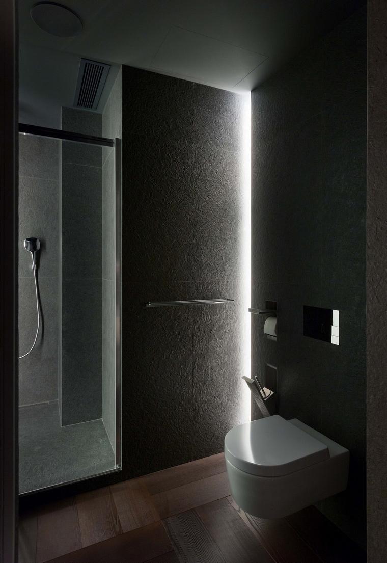 Квартира. ванная из проекта , фото №66492