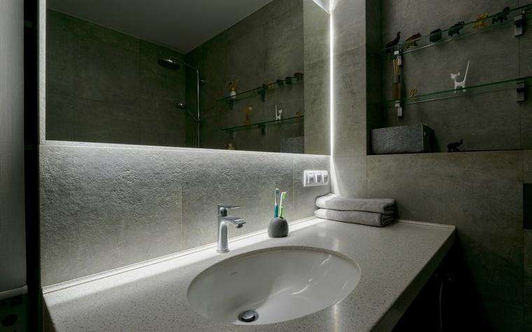 Фото № 66526 ванная  Квартира
