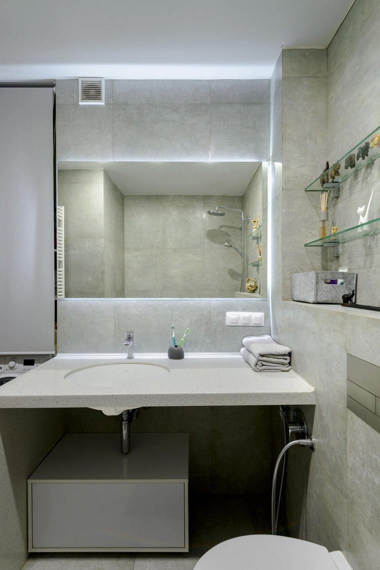 Фото № 66527 ванная  Квартира