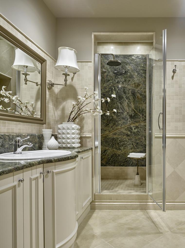 Фото № 66543 ванная  Квартира