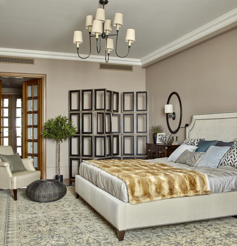Фото № 66538 спальня  Квартира